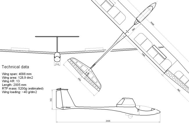 Ultralajt`s World of Flying - My big projects